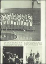 1974 Shelby High School Yearbook Page 124 & 125