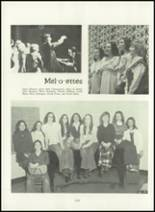 1974 Shelby High School Yearbook Page 128 & 129