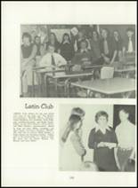 1974 Shelby High School Yearbook Page 132 & 133