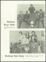 1974 Shelby High School Yearbook Page 136 & 137