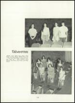 1974 Shelby High School Yearbook Page 140 & 141