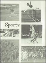 1974 Shelby High School Yearbook Page 142 & 143