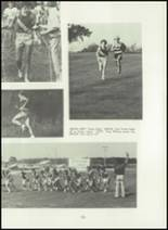 1974 Shelby High School Yearbook Page 154 & 155