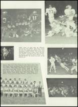 1974 Shelby High School Yearbook Page 156 & 157