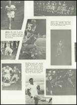 1974 Shelby High School Yearbook Page 158 & 159