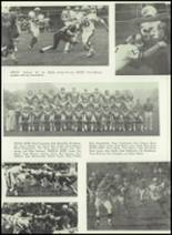 1974 Shelby High School Yearbook Page 160 & 161
