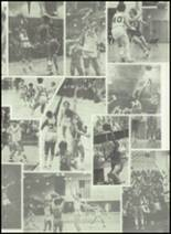 1974 Shelby High School Yearbook Page 162 & 163