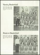 1974 Shelby High School Yearbook Page 176 & 177