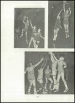 1974 Shelby High School Yearbook Page 178 & 179