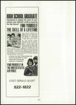 1974 Shelby High School Yearbook Page 210 & 211