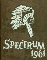 1961 Yearbook Parma Senior High School