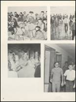 1971 Clyde High School Yearbook Page 10 & 11