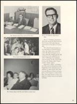 1971 Clyde High School Yearbook Page 18 & 19