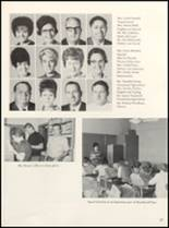 1971 Clyde High School Yearbook Page 20 & 21