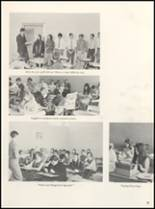 1971 Clyde High School Yearbook Page 22 & 23