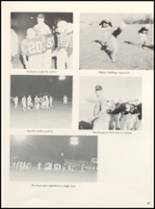 1971 Clyde High School Yearbook Page 40 & 41