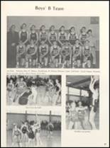 1971 Clyde High School Yearbook Page 44 & 45