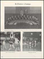 1971 Clyde High School Yearbook Page 46 & 47