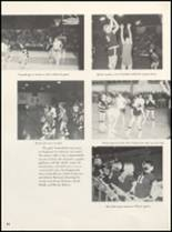 1971 Clyde High School Yearbook Page 48 & 49