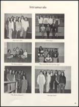 1971 Clyde High School Yearbook Page 52 & 53