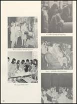 1971 Clyde High School Yearbook Page 56 & 57