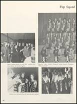1971 Clyde High School Yearbook Page 58 & 59