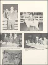 1971 Clyde High School Yearbook Page 64 & 65