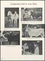 1971 Clyde High School Yearbook Page 66 & 67