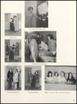 1971 Clyde High School Yearbook Page 68 & 69