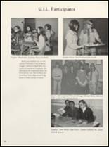 1971 Clyde High School Yearbook Page 70 & 71