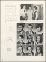 1971 Clyde High School Yearbook Page 72 & 73