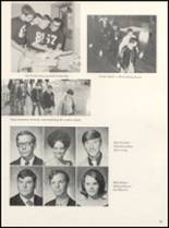 1971 Clyde High School Yearbook Page 74 & 75