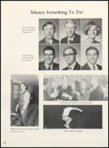 1971 Clyde High School Yearbook Page 76 & 77
