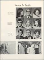 1971 Clyde High School Yearbook Page 78 & 79