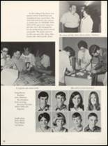 1971 Clyde High School Yearbook Page 80 & 81