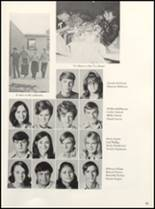 1971 Clyde High School Yearbook Page 82 & 83