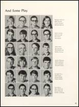 1971 Clyde High School Yearbook Page 86 & 87
