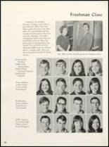 1971 Clyde High School Yearbook Page 90 & 91