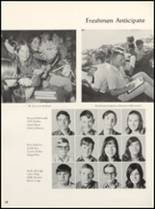 1971 Clyde High School Yearbook Page 92 & 93