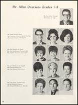 1971 Clyde High School Yearbook Page 96 & 97