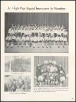 1971 Clyde High School Yearbook Page 100 & 101