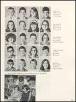 1971 Clyde High School Yearbook Page 106 & 107