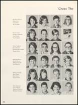 1971 Clyde High School Yearbook Page 108 & 109