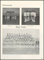 1971 Clyde High School Yearbook Page 110 & 111