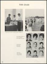 1971 Clyde High School Yearbook Page 128 & 129