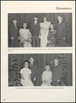 1971 Clyde High School Yearbook Page 144 & 145