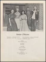 1958 Clyde High School Yearbook Page 14 & 15