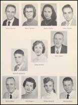 1958 Clyde High School Yearbook Page 24 & 25