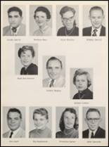 1958 Clyde High School Yearbook Page 26 & 27