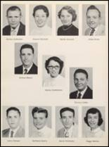 1958 Clyde High School Yearbook Page 28 & 29
